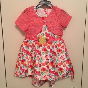 Hi-Lo Spring/Summer Dress